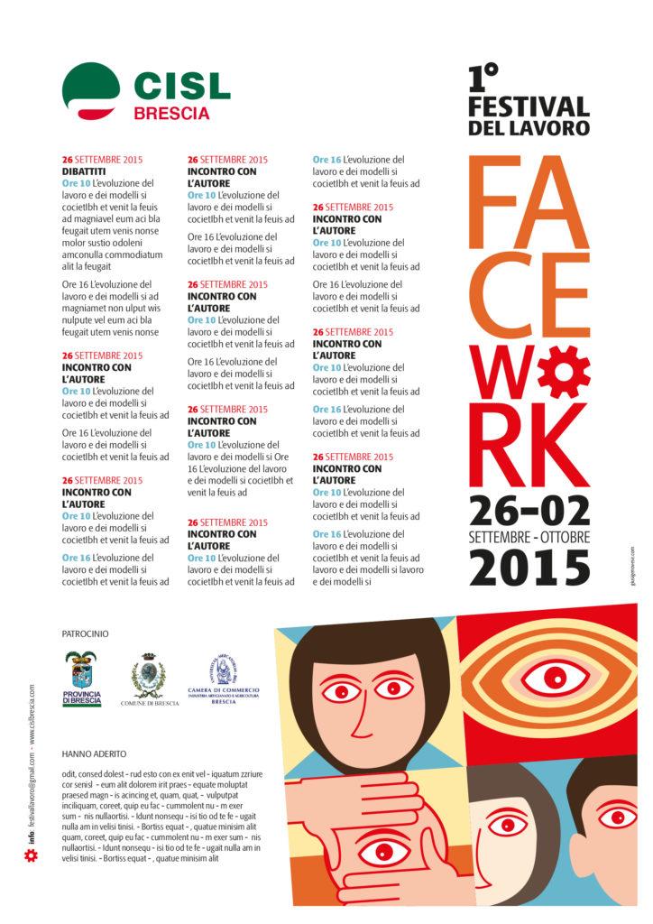 Festival Lavoro BRESCIA 2015 prove