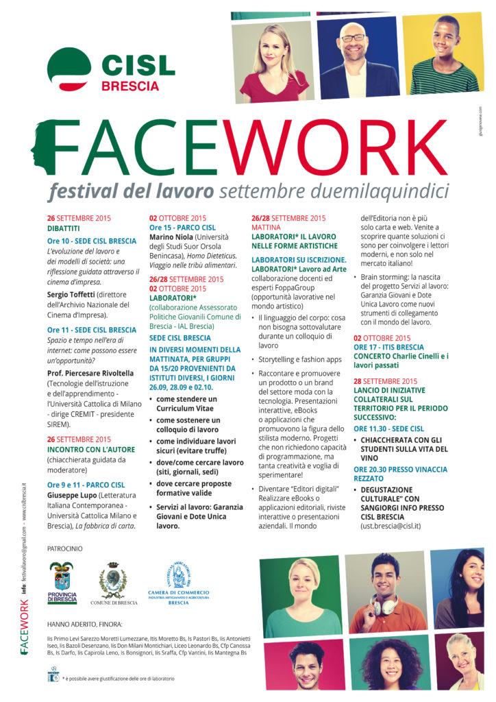 Festival Lavoro BRESCIA 2015